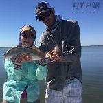 Fly fishing rockport texas
