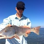 Aransas bay redfish texas