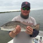 Port Aransas Redfish on the Fly