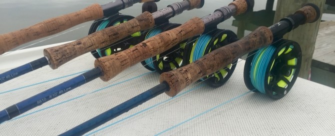 Echo Prime Fly Rods