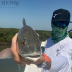 Fly Fishing for Redfish with Fly Fish Rockport fishing guides