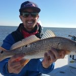 Texas Fly Fishing Redfish