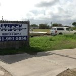 Stiffy Push Poles near Rockport Texas