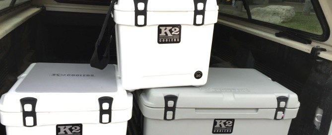 K2-Coolers in Rockport Texas