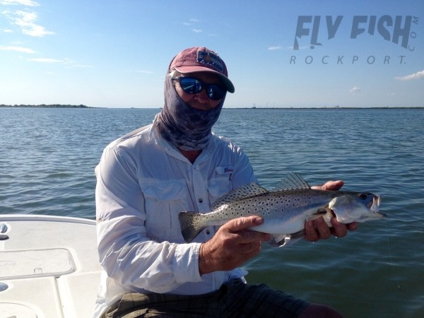rockport texas trout