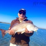 Aransas Bay Redfish - Fly Fish Rockport