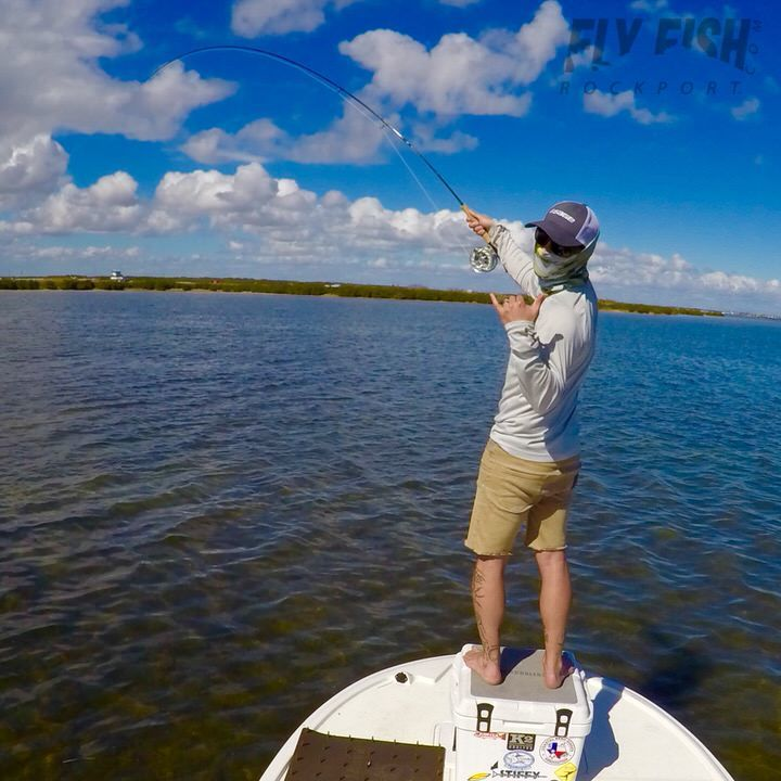 Fly Fishing Port Aransas