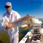 Rockport Fly Fishing - Redfishing Report