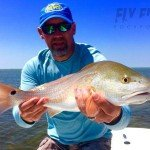 Port O'Connor Redfish - Fly Fish Rockport