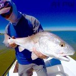 Copano Bay Redfish - Fly Fish Rockport