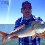 Redfish on the Fly - Fly Fish Rockport