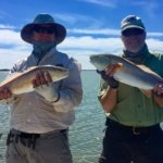 Flyfishing for Redfish