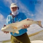 Copano Bay Redfishing in Rockport, Texas