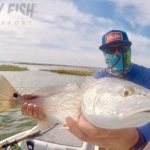 Upper Laguna Madre Redfishing