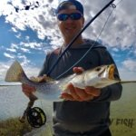 Speckled Trout on the Fly in Seadrift, TX