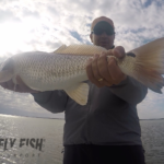 December Redfishing in Texas