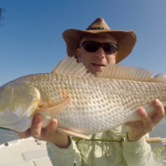 Texas Redfish on the Fly in Rockport, TX