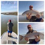 Port Aransas Redfishing on the Fly