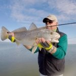 Rockport Fly Fishing for Redfish