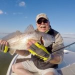Fly Fishing for Redfish in Rockport, Texas