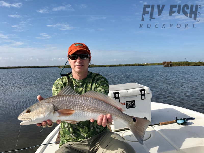 Blog fly fish rockport for Rockport texas fishing report