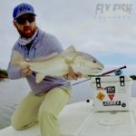Texas Redfishing with Fly Fish Rockport