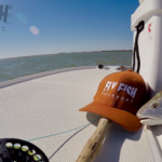 Fly fishing for Texas redfish with Fly Fish Rockport