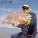 Fly Fishing Port Aransas Texas for Redfish