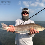 Fly Fishing Port Aransas, Texas for Redfish