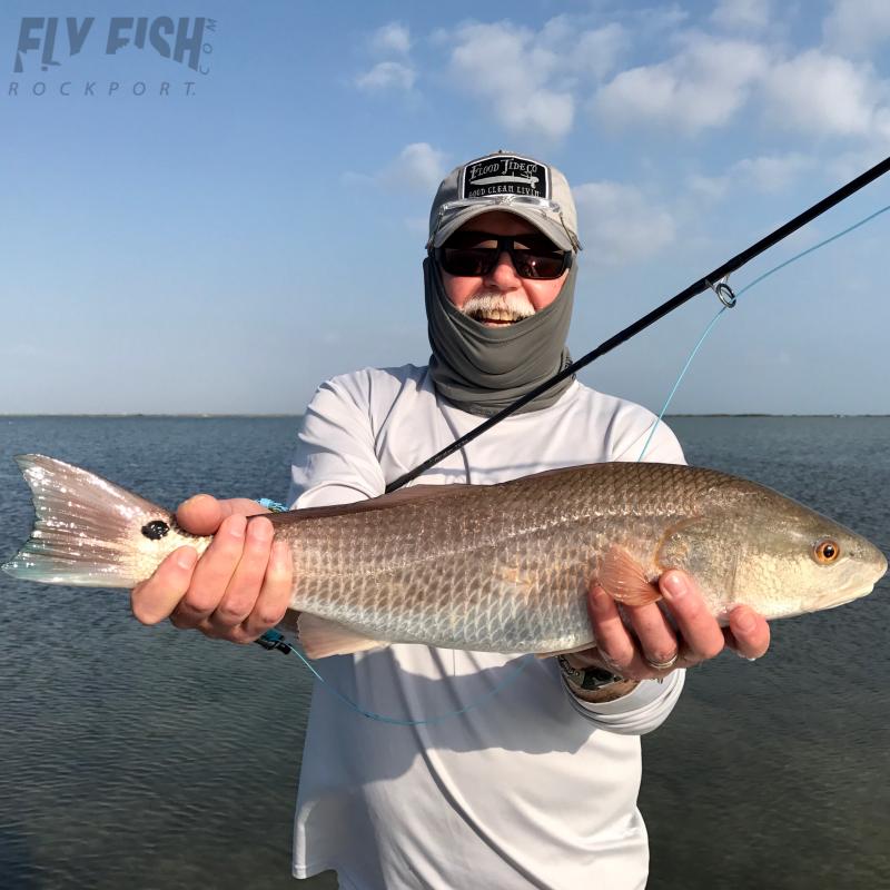 rockport fishing report