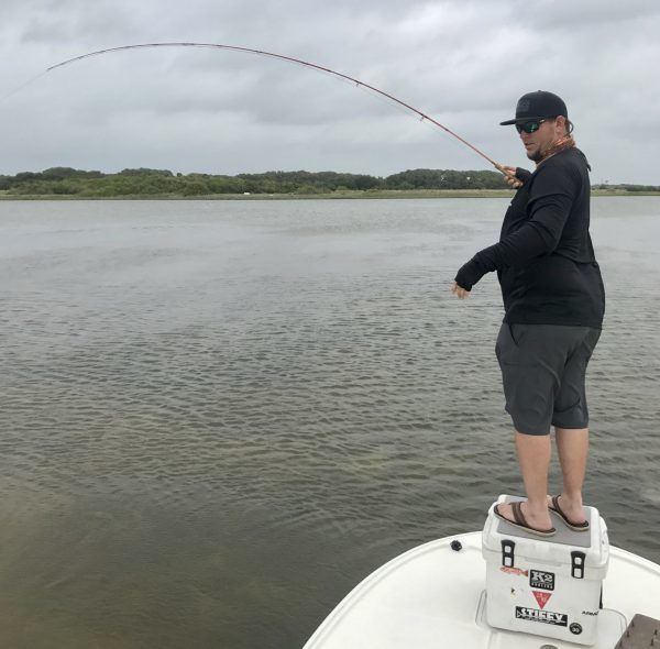 Fly Fishing Rockport Texas for Redfish