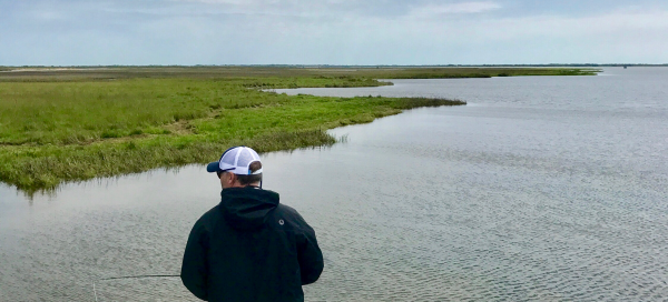 Port O'Connor Fly Fishing with Fly Fish Rockport