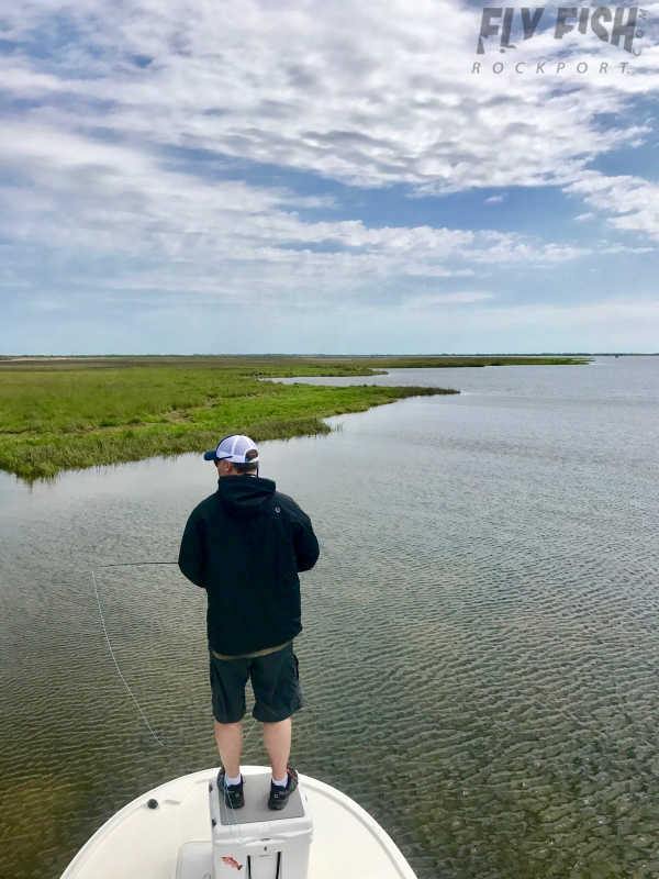 Rockport tx fishing report april 30th fly fish rockport for Rockport texas fishing report