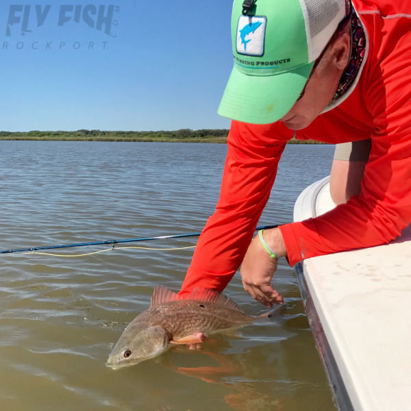 rockport tx fishing report may 7th fly fish rockport