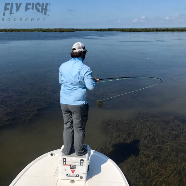 Fly Fishing Port A Texas