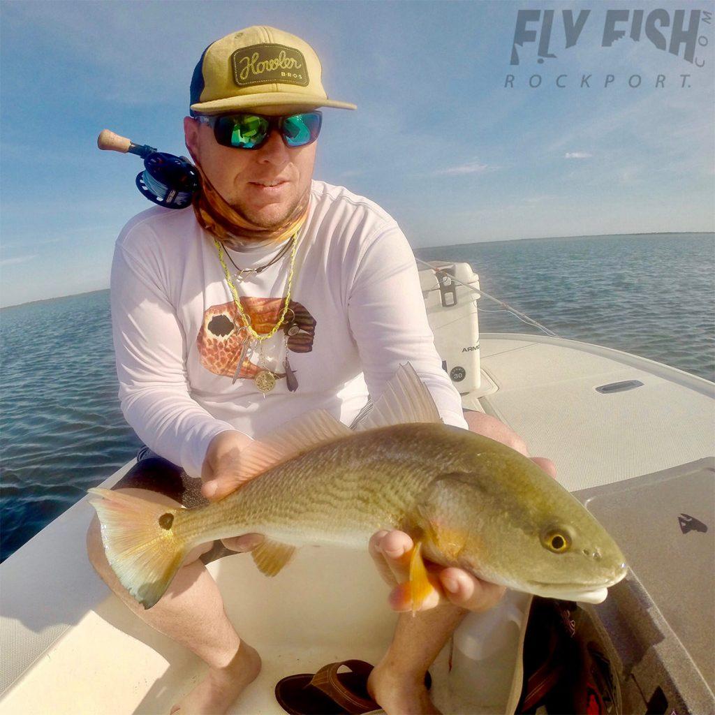 Flats Fishing in Texas