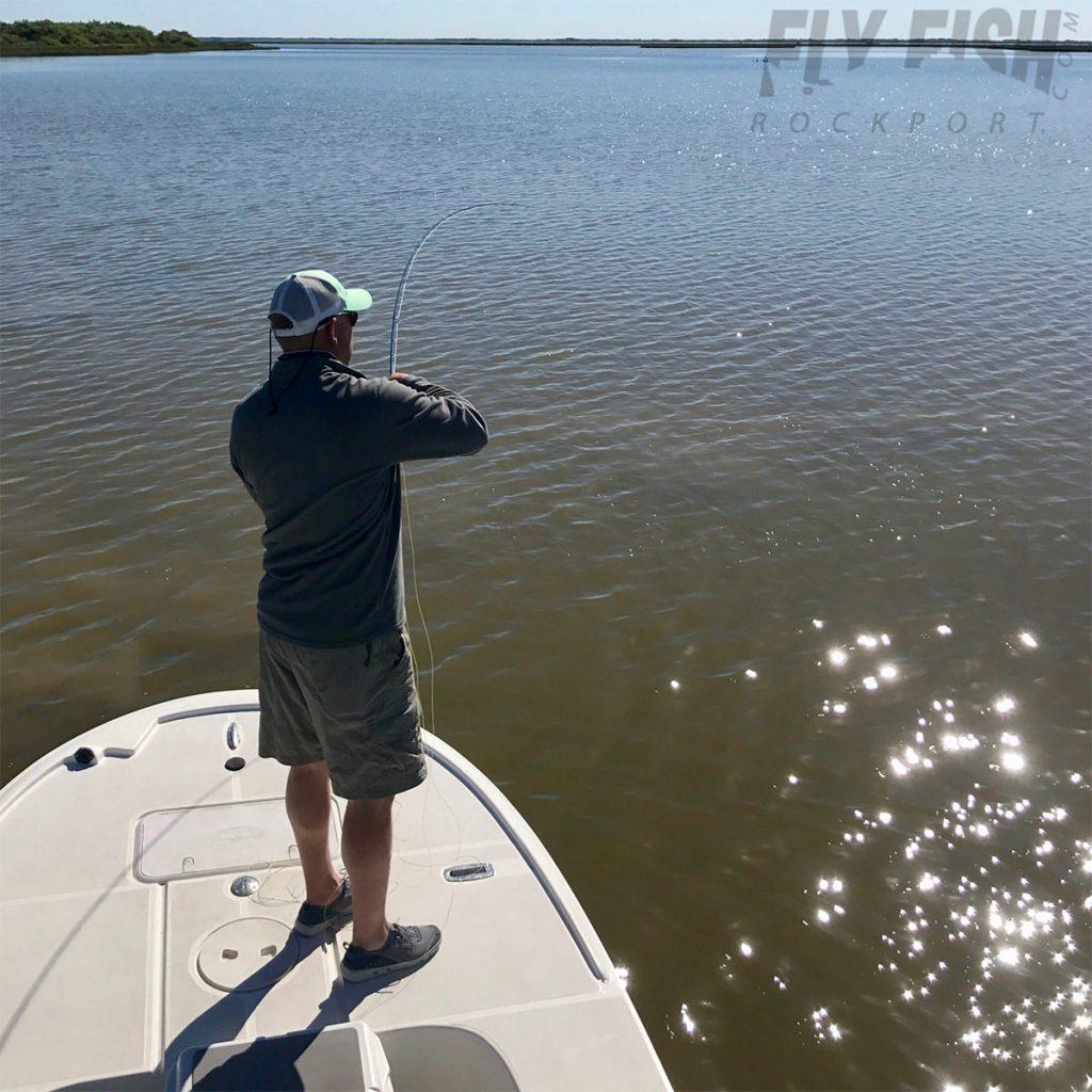 Fly Fishing the Texas Coast