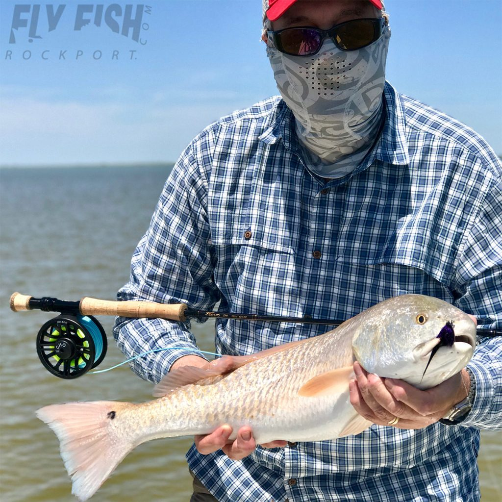Texas Redfishing in Rockport