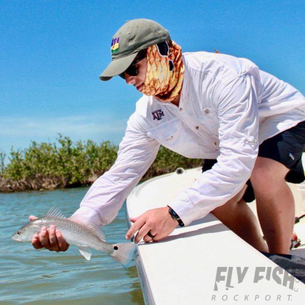 Port Aransas Texas Redfishing