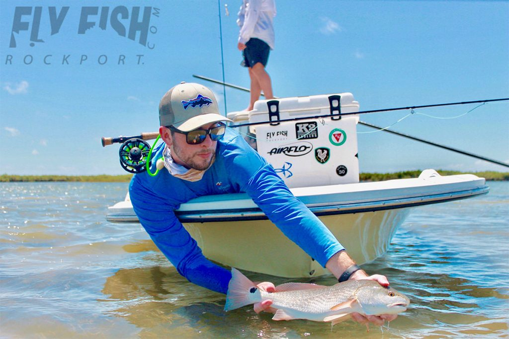 Texas Saltwater Fly Fishing