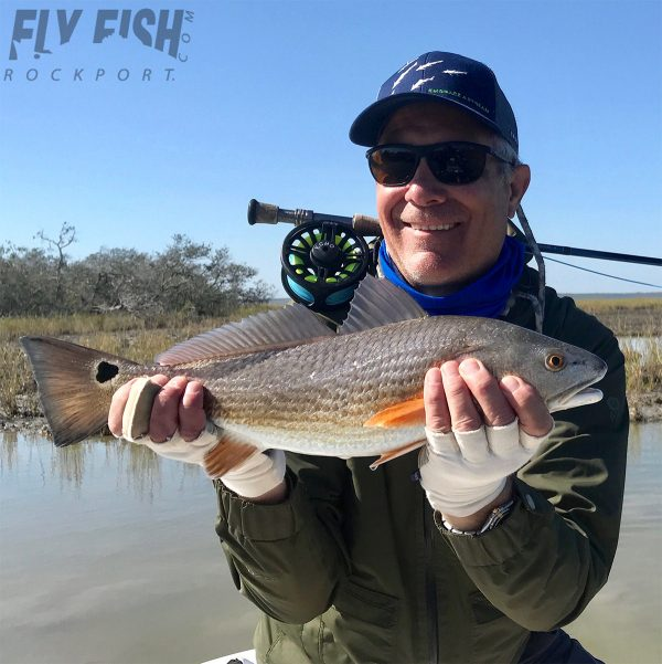 Rockport fishing report december 6th fly fish rockport for Rockport texas fishing report