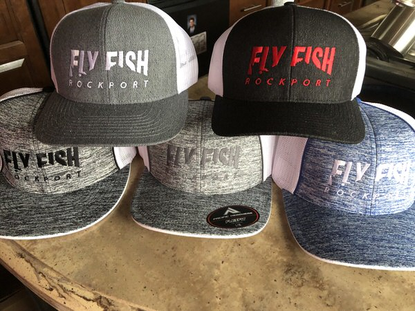 Fly Fish Rockport Hats