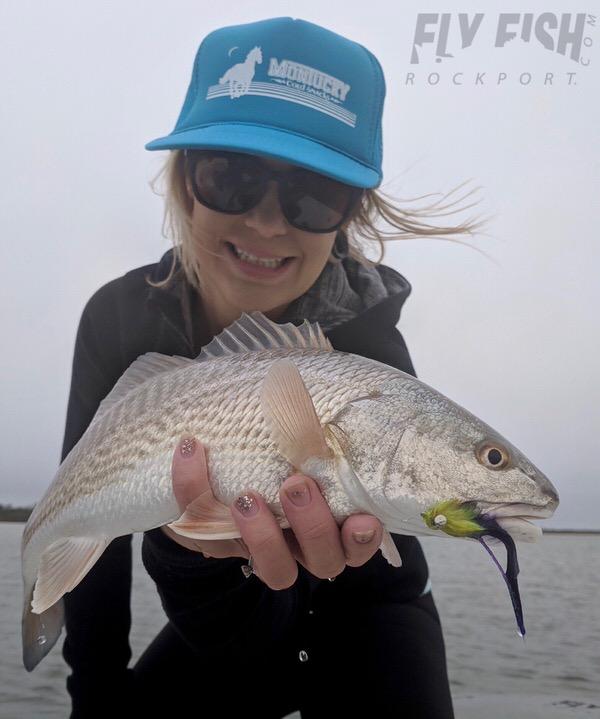 St Charles Bay Redfishing