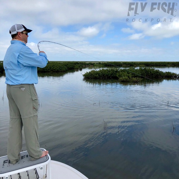 Rockport fishing report april 1st fly fish rockport for Rockport texas fishing report