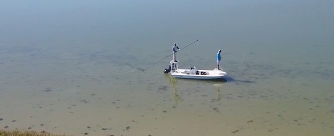 Fishing the flats with captain Jeff Johnson