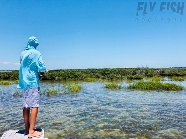 Port Aransas Texas Fly Fishing