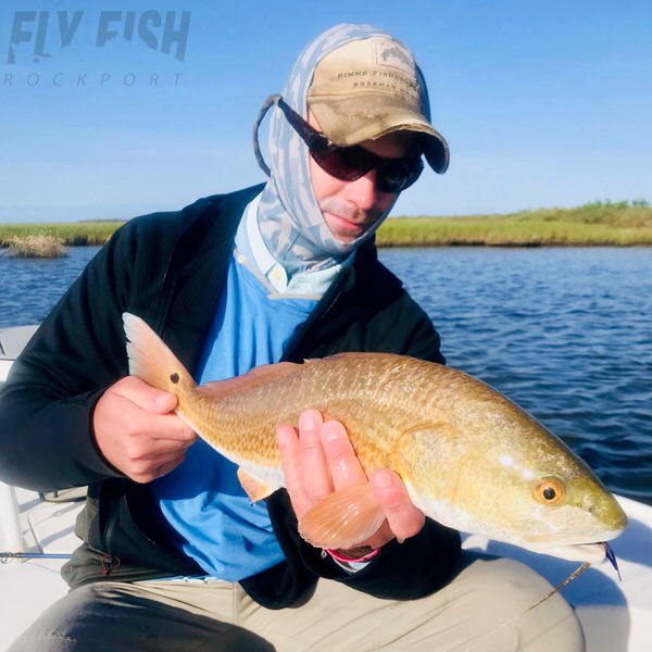 rockport texas fishing report