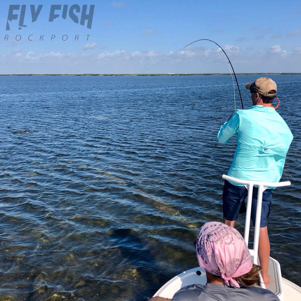 Flats Fishing for Redfish