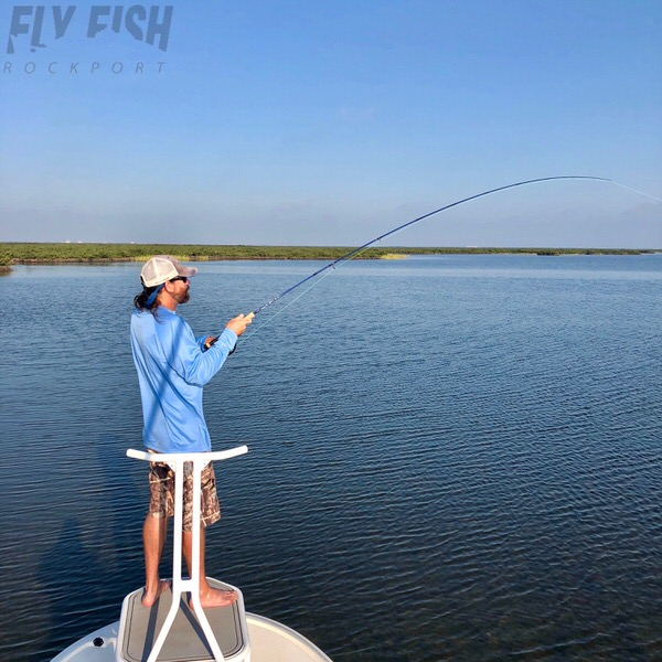 Flats Fishing Rockport Texas