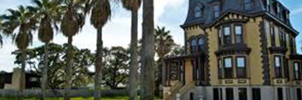 Fulton Mansion Rockport Texas